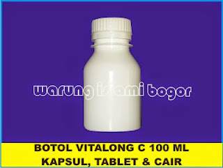 Botol Vitalong C White