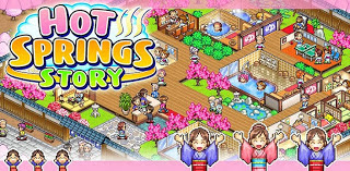 [Android] Hot Spring Story v1.1.0 apk free
