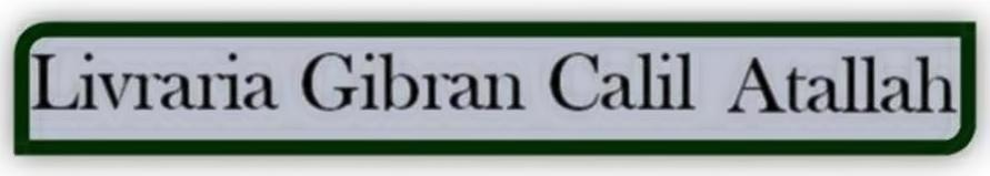 LIVRARIA GIBRAN CALIL ATALLAH