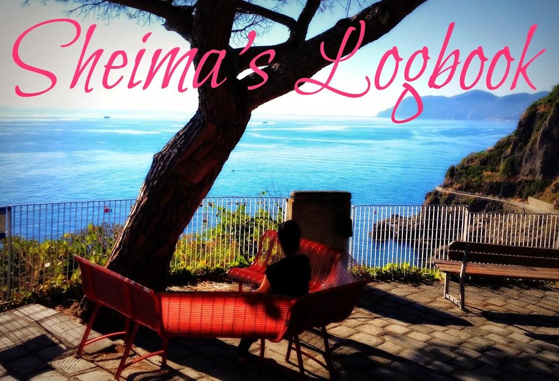 Sheima's Logbook