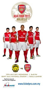 Gunners Came to Town