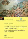 L'ultima difesa pontificia di Ancona Tomo I