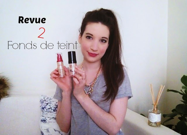 yes mademoiselle revue beaut vid o fond de teint healthy mix bourjois vs hd make up. Black Bedroom Furniture Sets. Home Design Ideas