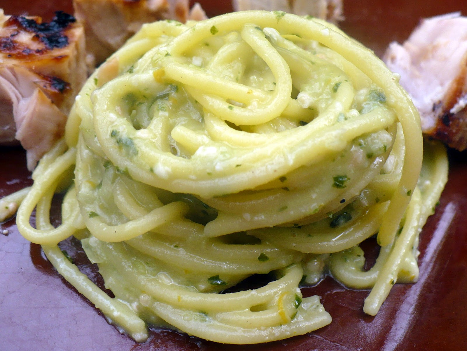 Cook What You've Got: Spaghetti with Green Garlic and ...