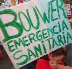 """Ordenanza Municipal declara a Bouwer en estado de """"Emergencia Sanitaria"""""""