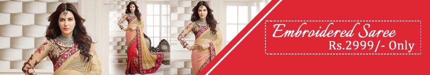 Buy Buy designer sarees online