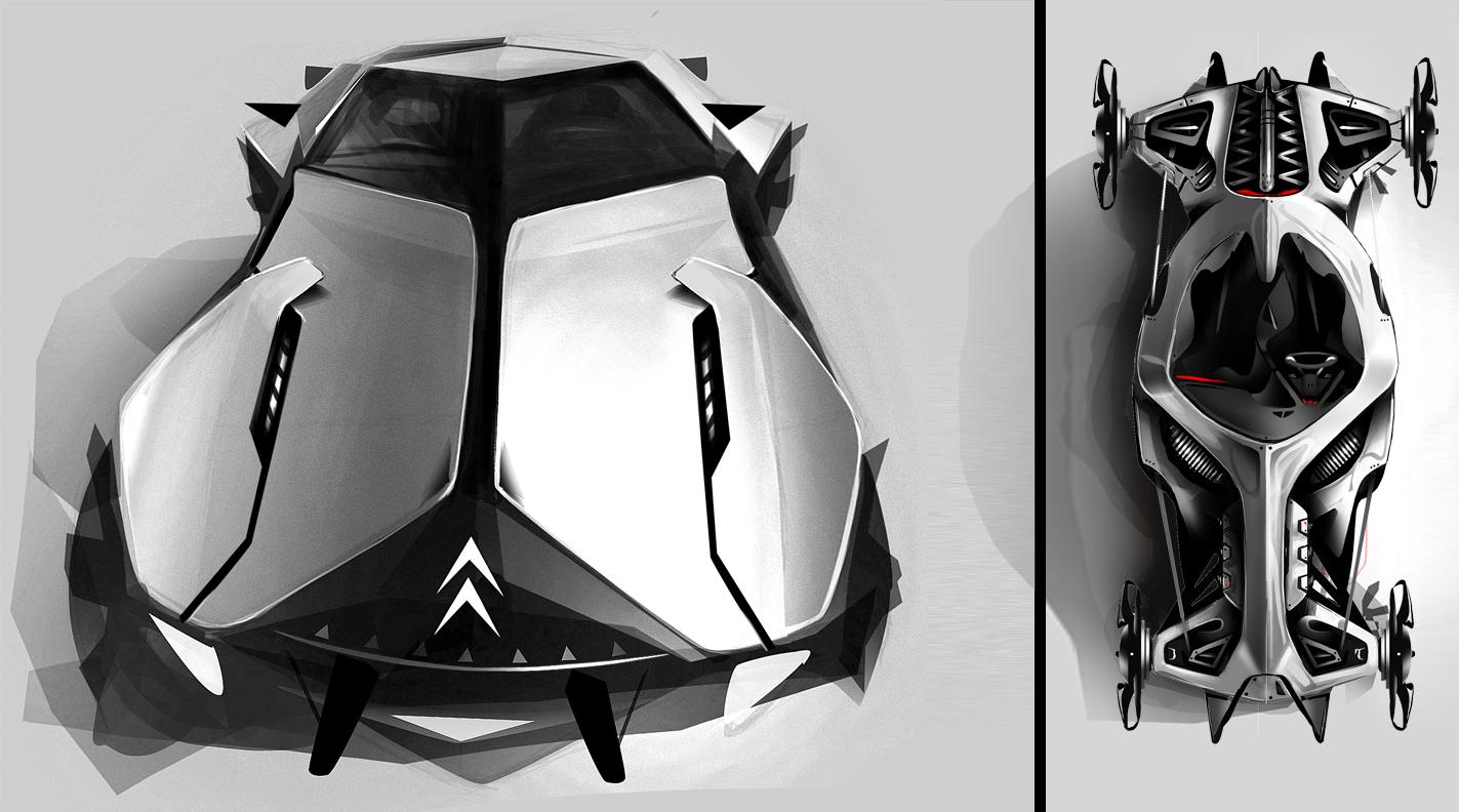 CAR DESIGN CORE - Here and Now!: 24 | Iliya Bridan