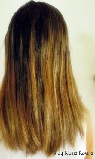 cabelos antes das luzes