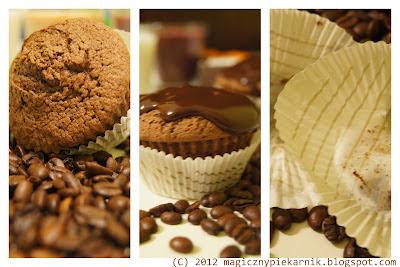 Kawowe babeczki