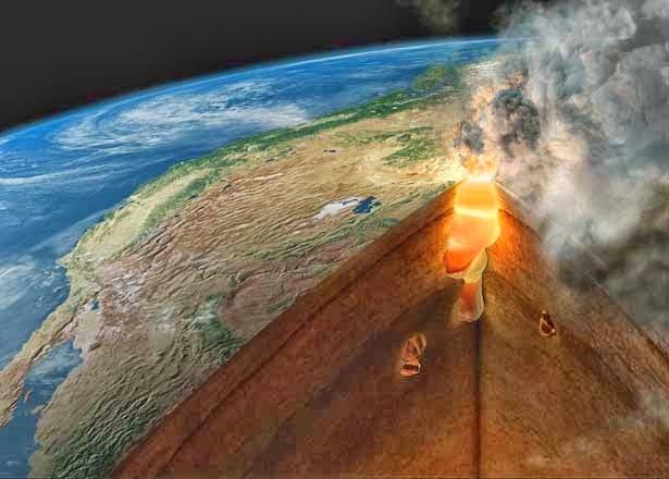 Supervulcões - Uma ameaça à humanidade