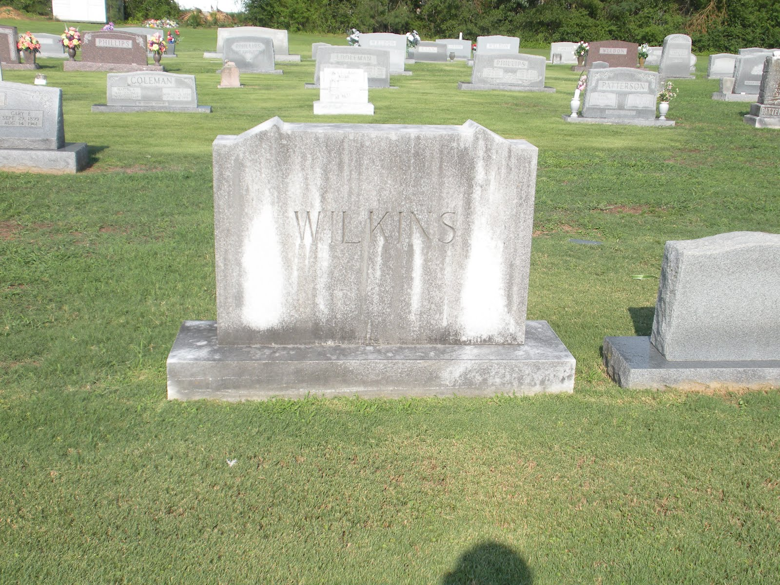 George Wilkins Family