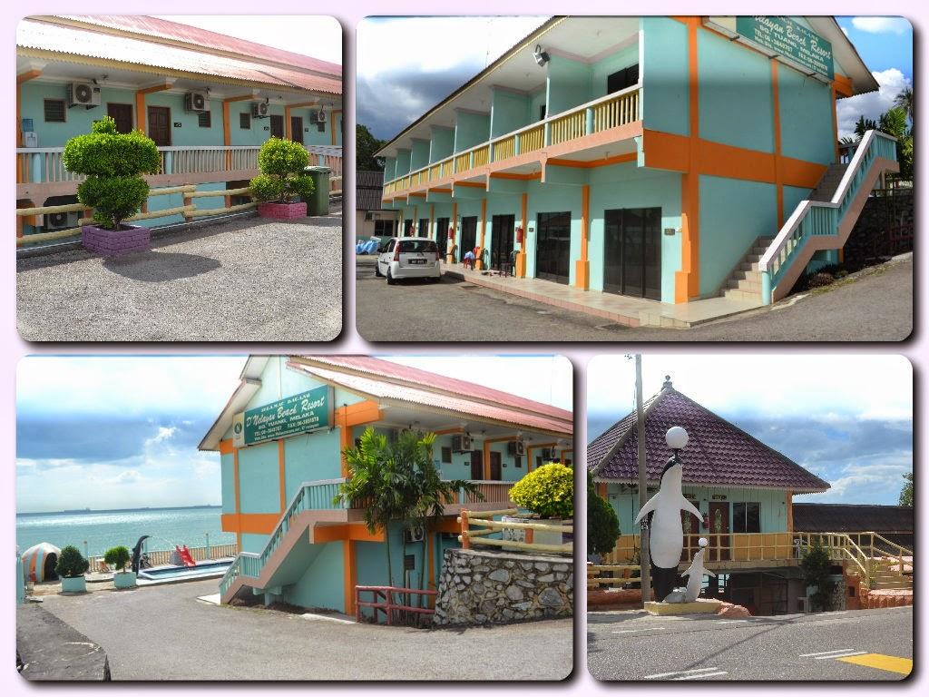 D Nelayan Beach Resort Sungai Tuang