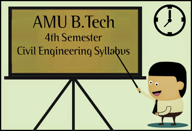 amu-btech-4th-sem-civil-engineering-syllabus