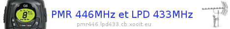 PMR 446 MHZ