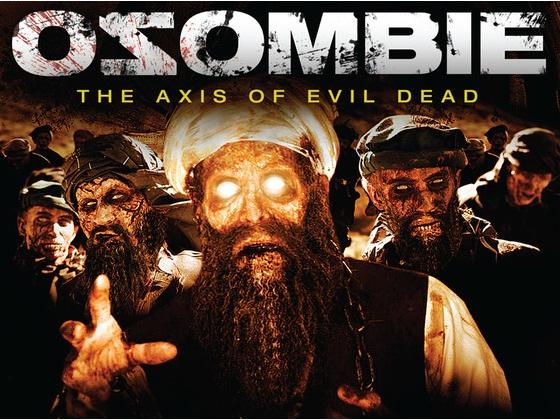 Bin Laden colpisce ancora: il trailer di Osombie