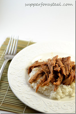 Supper For a Steal: Char Siu Pork