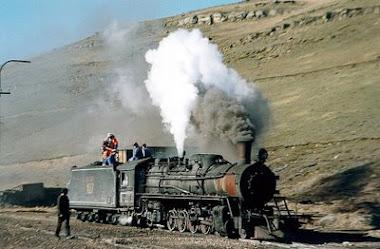 Tren de Rio Turbio