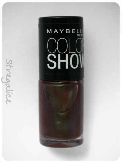 Maybelline Downtown Brown duochrome