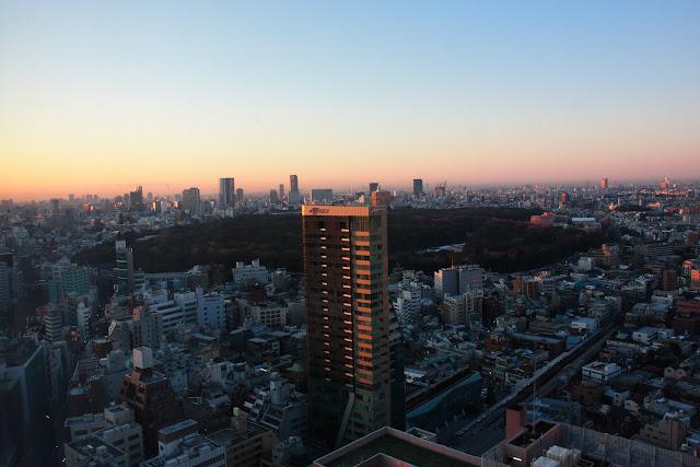 Hotel Century Southern Tower, Shinjuku