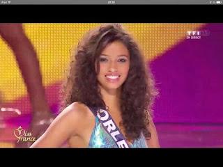 Miss France 2014 : Miss Orléanais L'Eurélienne Flora Coquerel élue Miss France