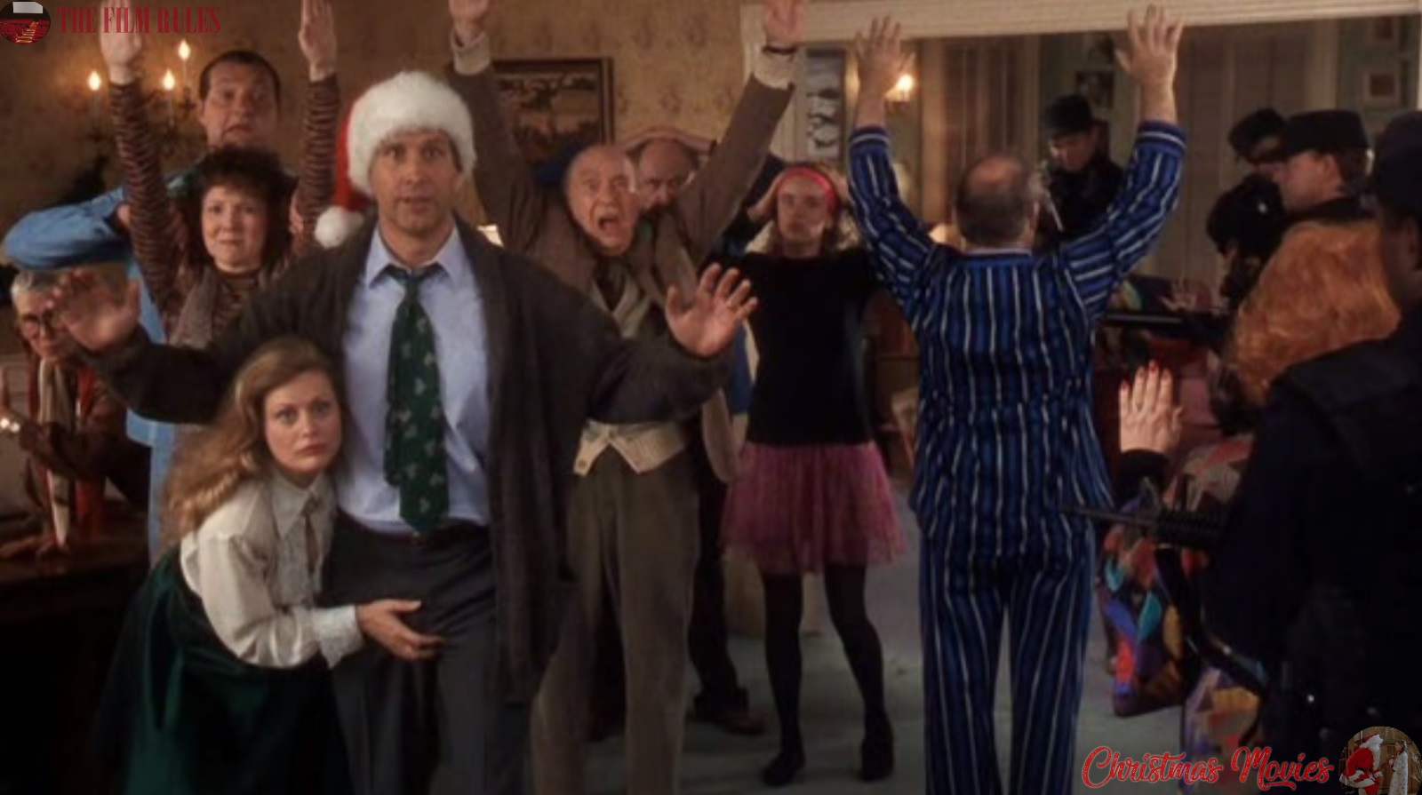 national lampoons christmas vacation 1989 - Characters In Christmas Vacation