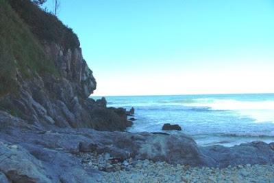 Llanes, playa de Vidiago