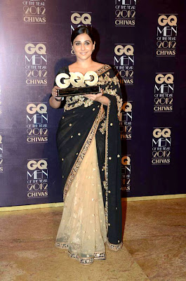 Vidya Balan - GQ Men of the Year 2012