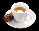Kawa z wodą różaną