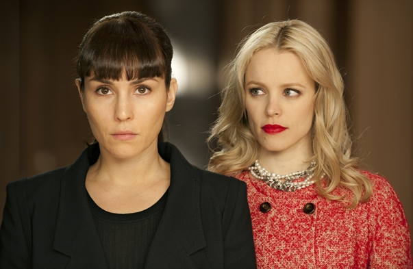 Noomi Rapace Rachel McAdams Passion