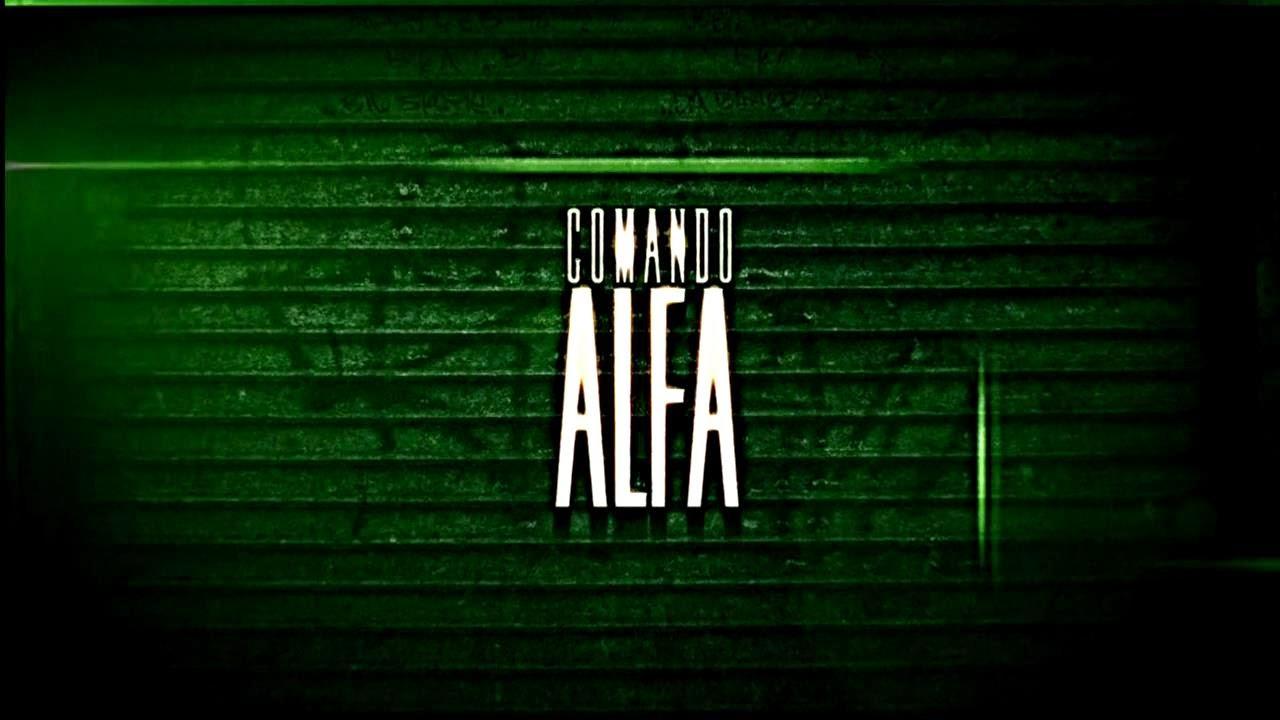 Comando Alfa HD Capítulo 12 – 20/08/2014
