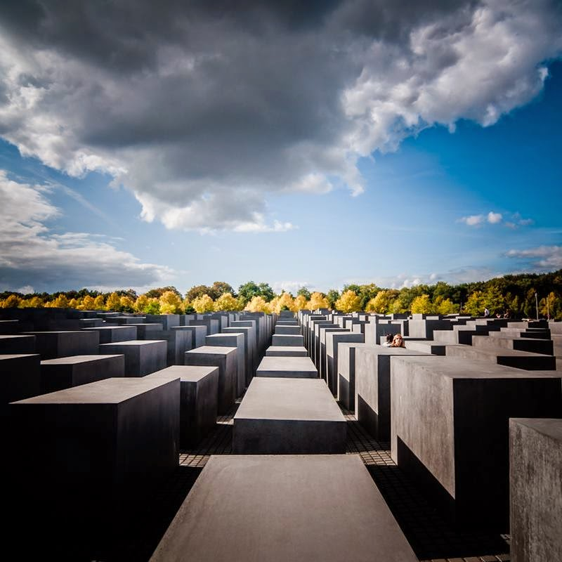 The Memorial to the Murdered Jews of Europe also known as the Holocaust Memorial, is a memorial in Berlin to the Jewish victims of the Holocaust, designed by American architect Peter Eisenman, was dedicated on May 10 2005 in central Berlin, Germany.
