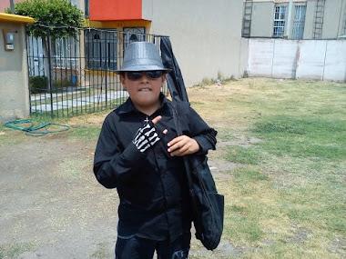 Guitarrista hijo de Slashh