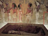 Pintu Masuk Makam Ratu Nefertiti Ditemukan di Pemakaman Firaun?