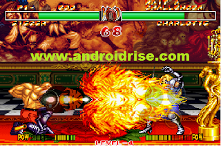 2nd episode SAMURAI SHODOWN II Android Game Download,