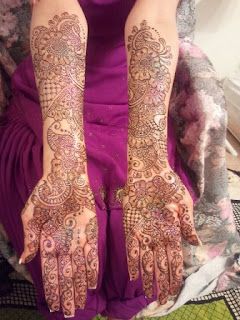 Latest Mehndi Designs 2014-15