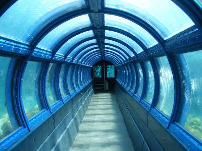 Putri Island Undersea Aquarium