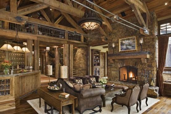 Old World Living Room Design Ideas | Home Interiors