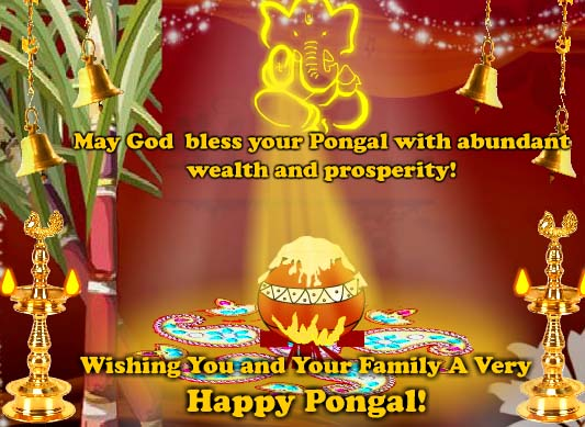 Pongal essay in english