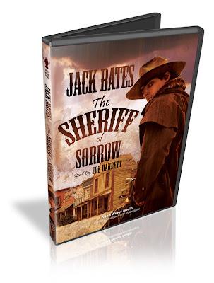 The Sheriff of Sorrow - DVD Case Cover/Insert Design