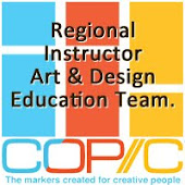 Copic Regional Instructor Art & Design Education Team