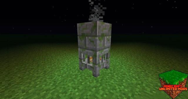 Fire Place Mod chimenea