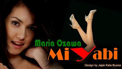 Maria Ozawa (小澤マリア Maria Ozawa), juga dikenal sebagai Miyabi ...