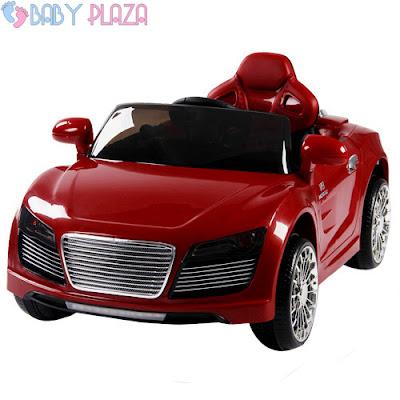 Xe hơi điện trẻ em Audi BBH-718