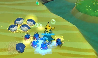 3DS Pokemon review