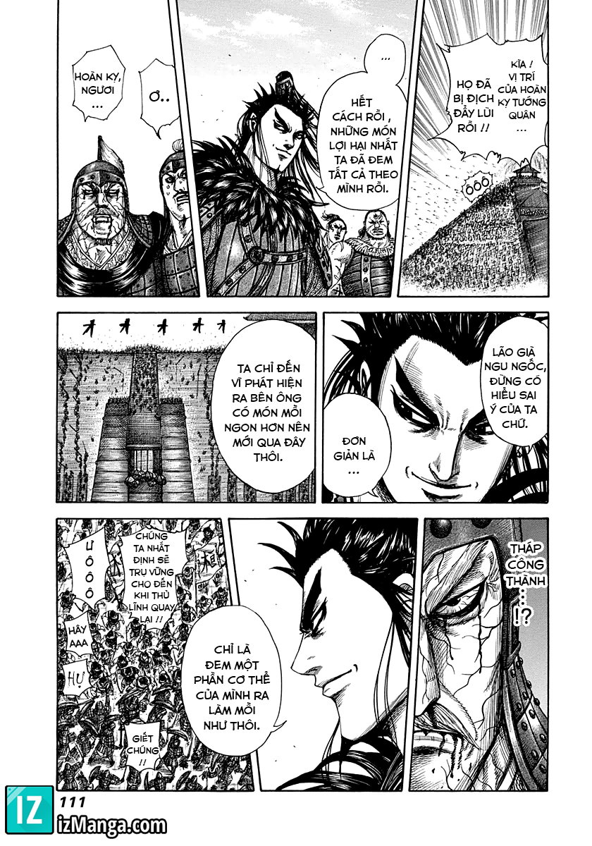 Kingdom - Vương Giả Thiên Hạ Chapter 300 page 15 - IZTruyenTranh.com