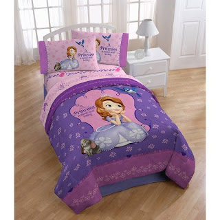 business sofia the first bedroom decor