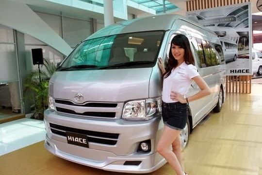 Toyota Hiace Semarang