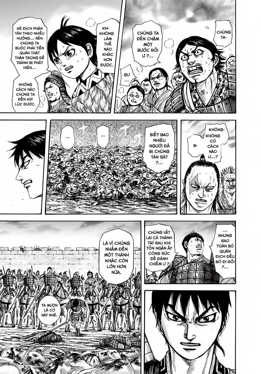 Kingdom - Vương Giả Thiên Hạ Chapter 263 page 6 - IZTruyenTranh.com