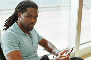 Les Olympes T1 : Jules & Stephan : Au delà des apparences - VD Prin Tresse+homme+africaine+coupe