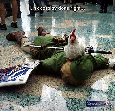 funny cosplay picture humor